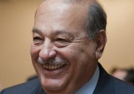 1. Carlos Slim Helu