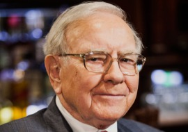 3. Warren Buffet