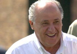 4. Amancio Ortega