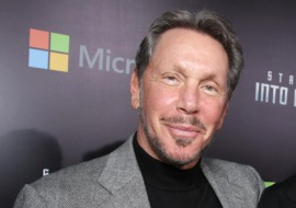 5. Larry Ellison